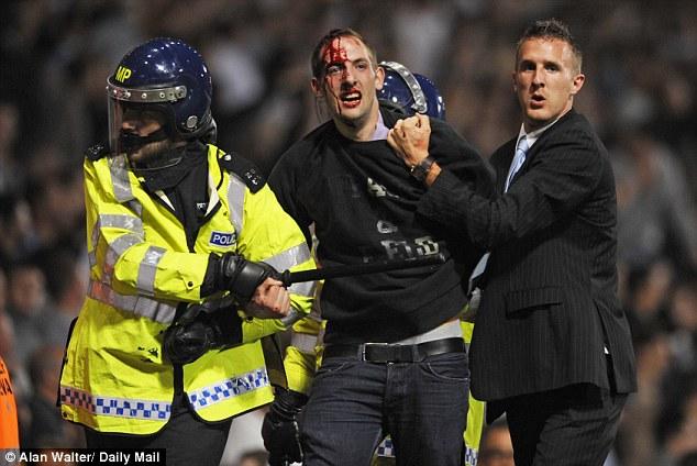 Millwall Hooligans