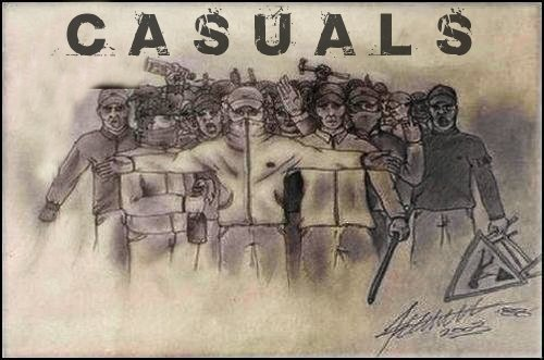 Football Casuals: It Started In The North?