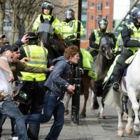 Tyne-Wear-football-violence-in-Newcastle-City-centre