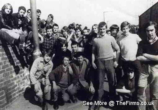 Barrow Boot Boys 70's