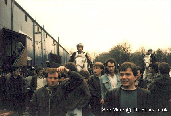 Blackpool @ Bury '85 3