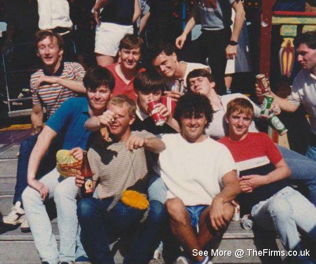 Blackpool Bennys Mob 1
