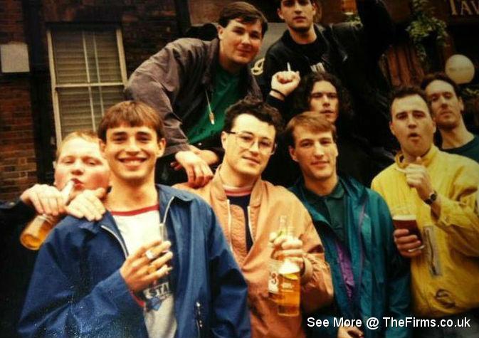 Blackpool Bennys Mob 2