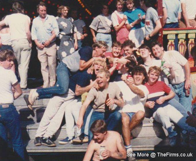 Blackpool Bennys Mob 3