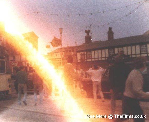 Blackpool & Wigan 80's 11