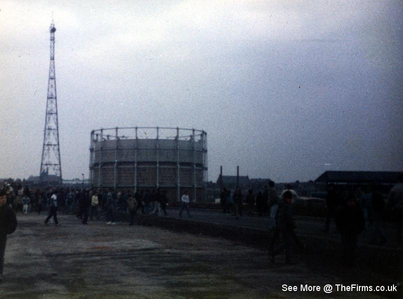 Blackpool & Wigan 80's 19