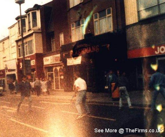 Blackpool & Wigan 80's 2