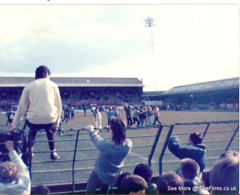 Blackpool v Wolves 80's 3