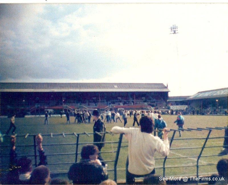 Blackpool v Wolves 80's