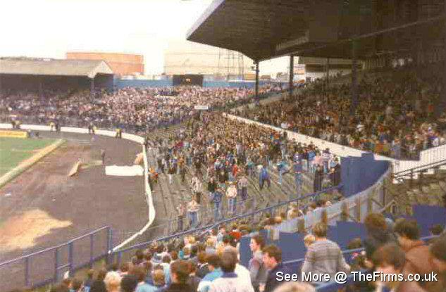 Chelsea & Portsmouth 83 5