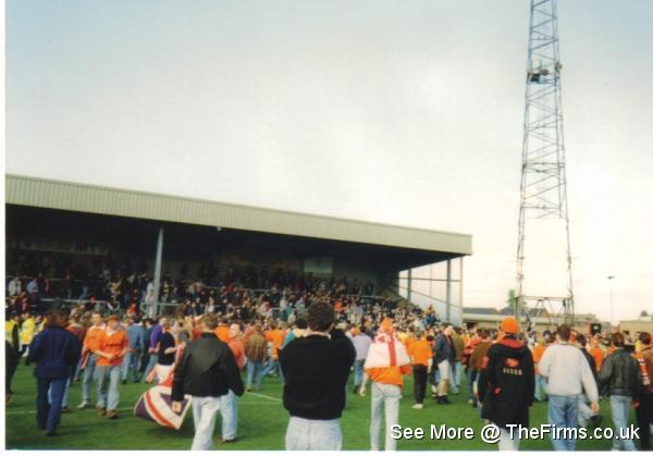 Lincoln v Blackpool 80's 2