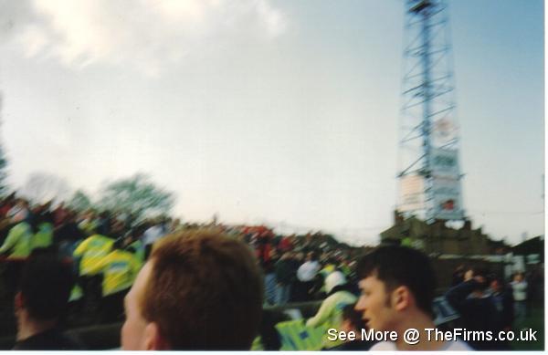Lincoln v Blackpool 80's 3