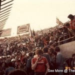 Man united at Juventus 80's