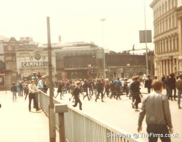 Portsmouth at Millwall 82 4