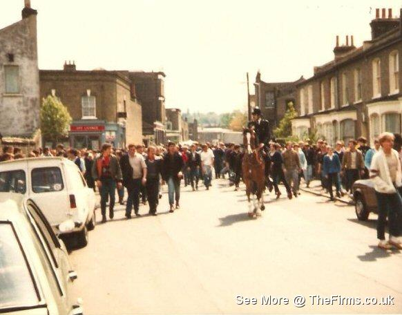 Portsmouth at Millwall 82