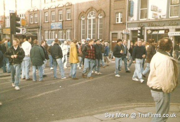 Portsmouth in Dublin '90