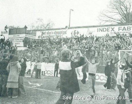Spurs @ Southampton 78 2