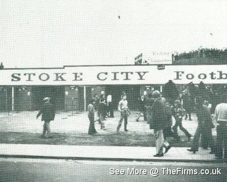 Spurs @ Stoke 76