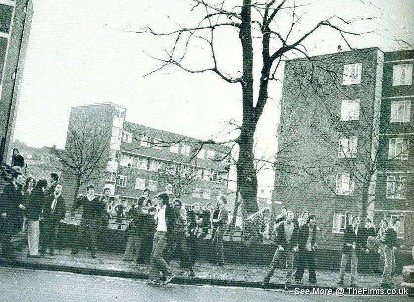 Spurs v Millwall 1976 10