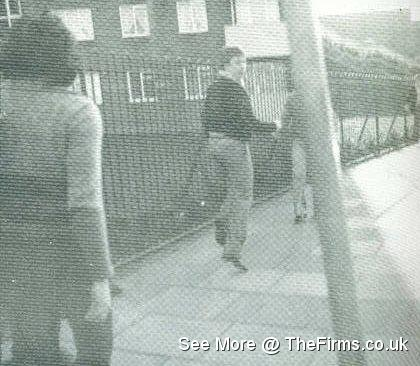 Spurs v Millwall 1976 12