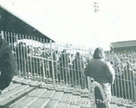 Spurs v Millwall 1976 2