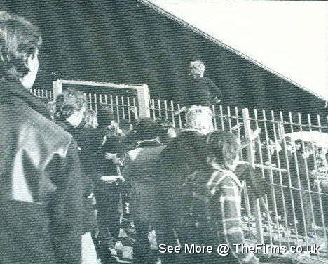 Spurs v Millwall 1976 3