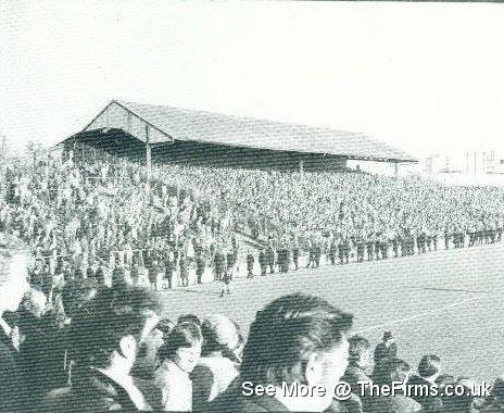 Spurs v Millwall 1976 6