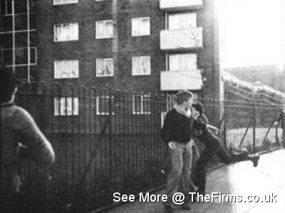 Spurs v Millwall 1976 8