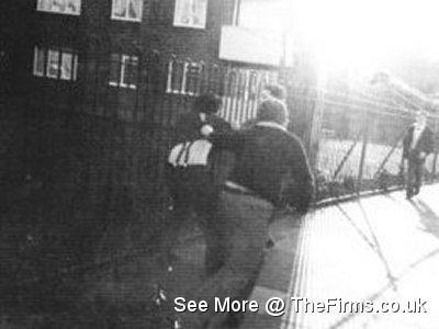 Spurs v Millwall 1976 9