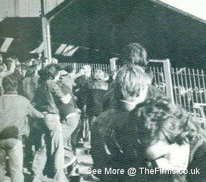 Spurs v Millwall 1976