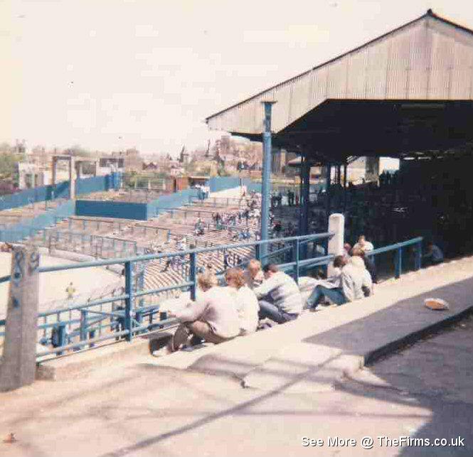 Stamford Bridge 80's