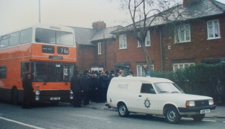 leeds on the way to city '85 2