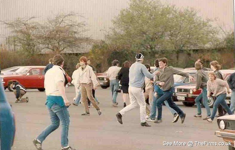 liverpool v newcastle 80's 3