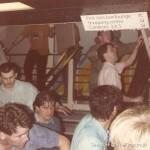 man utd and west ham - koningen beatrix ferry riot - 1986 1