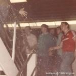 man utd and west ham - koningen beatrix ferry riot - 1986 2
