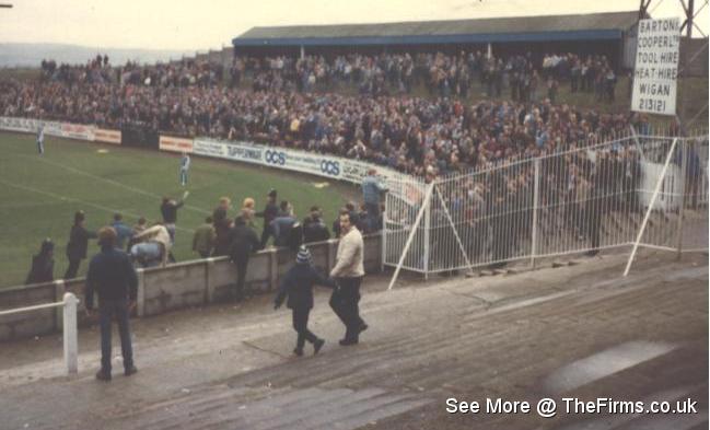 wigan v huddersfield 80's 3