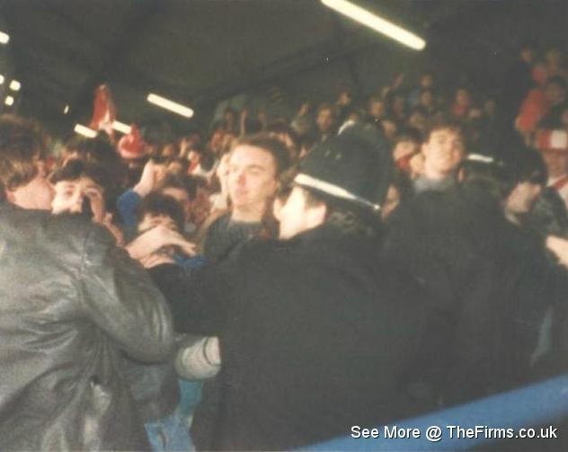 wigan v oldham 80's