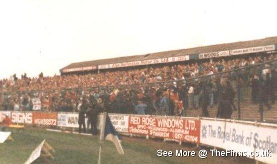 wigan v plymouth 80's 4