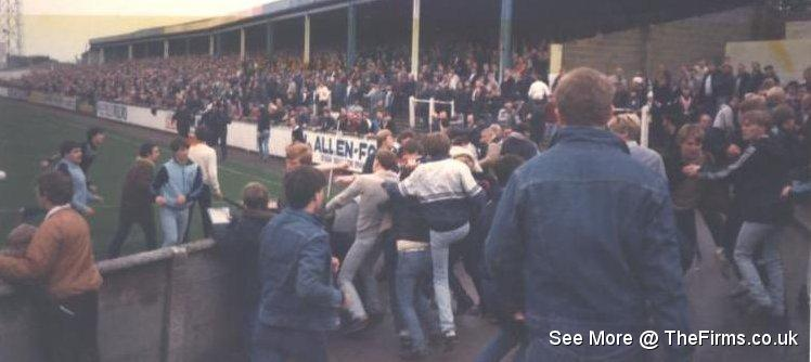wigan v plymouth 80's 8